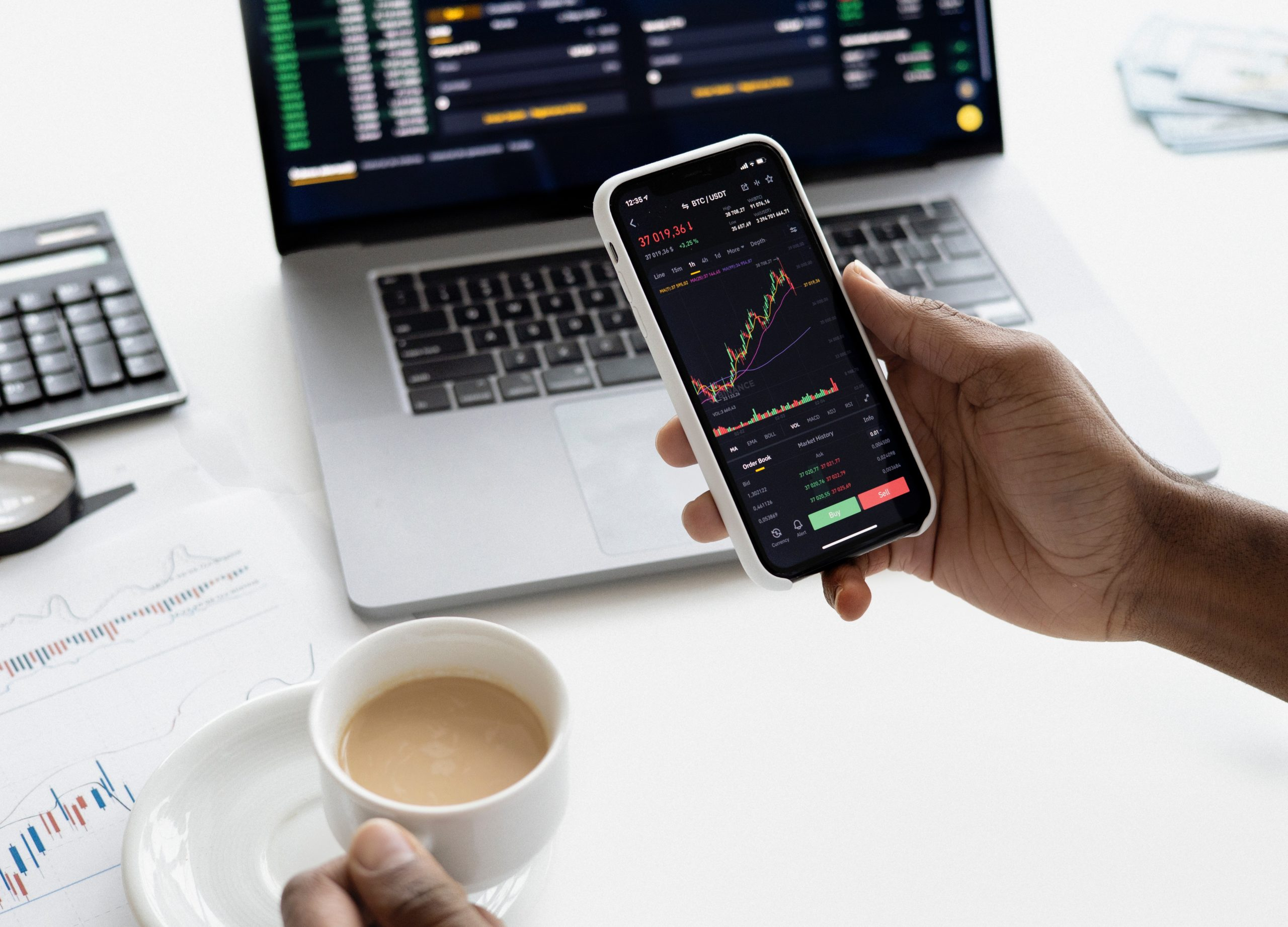 Cryptocurrency trading with Bitcoin Era